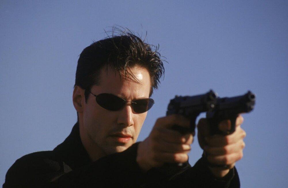 """HÕFF juubeldab: 20 aastat tagasi linastus küberpõnevik """"Matrix"""""""