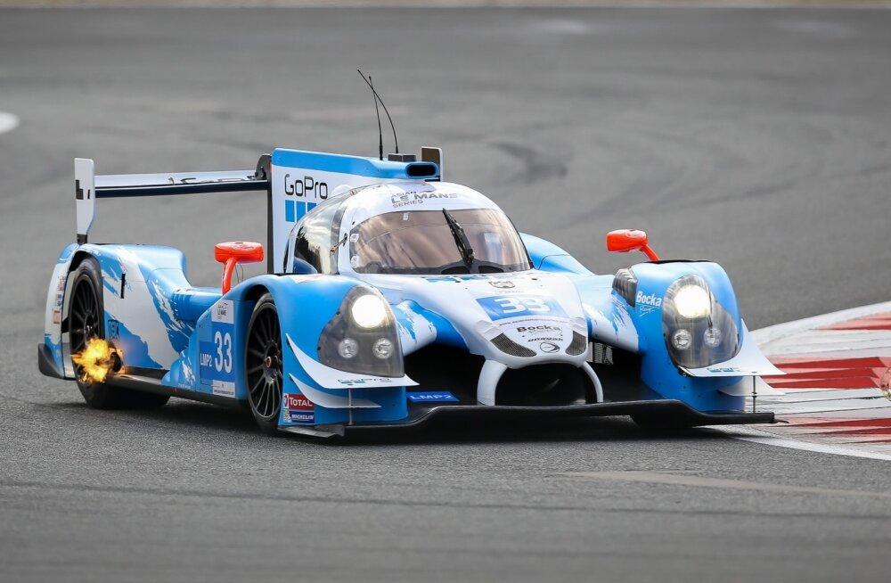 Marko Asmer Fuji ringrajal Ligier JS P2 Le Mansi prototüübi roolis