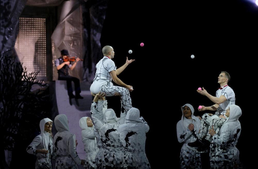 Cirque du Soleil esitas pankrotiavalduse ja koondas 3500 töötajat