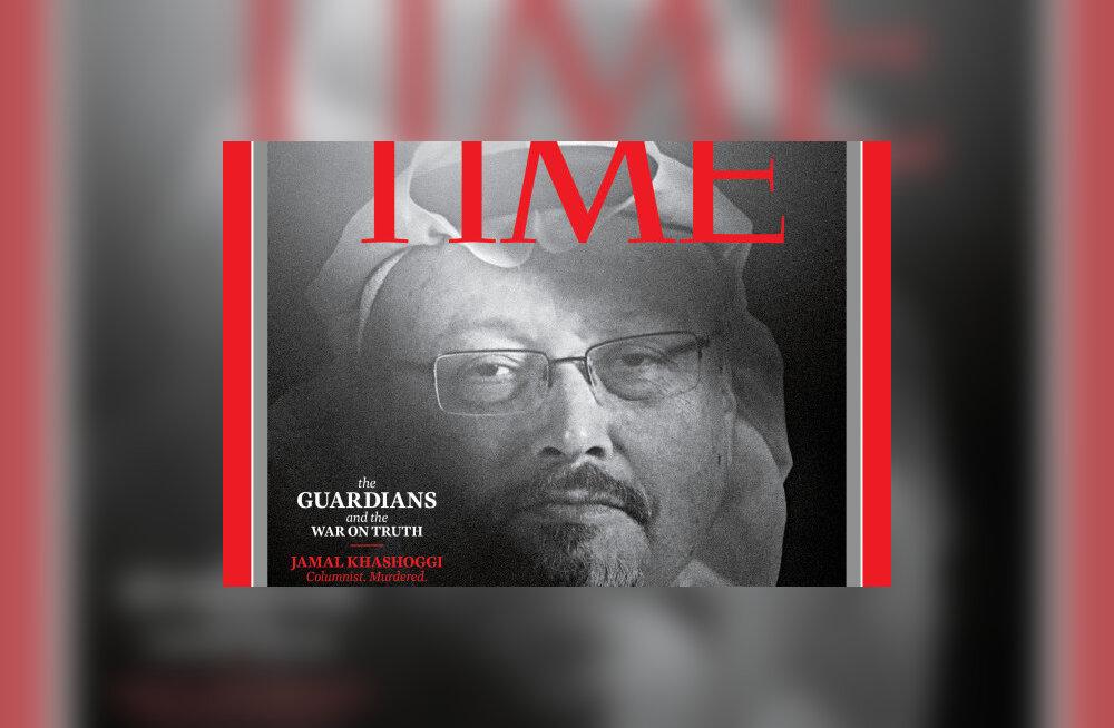 Ajakirja Time aasta inimene on Jamal Khashoggi jt