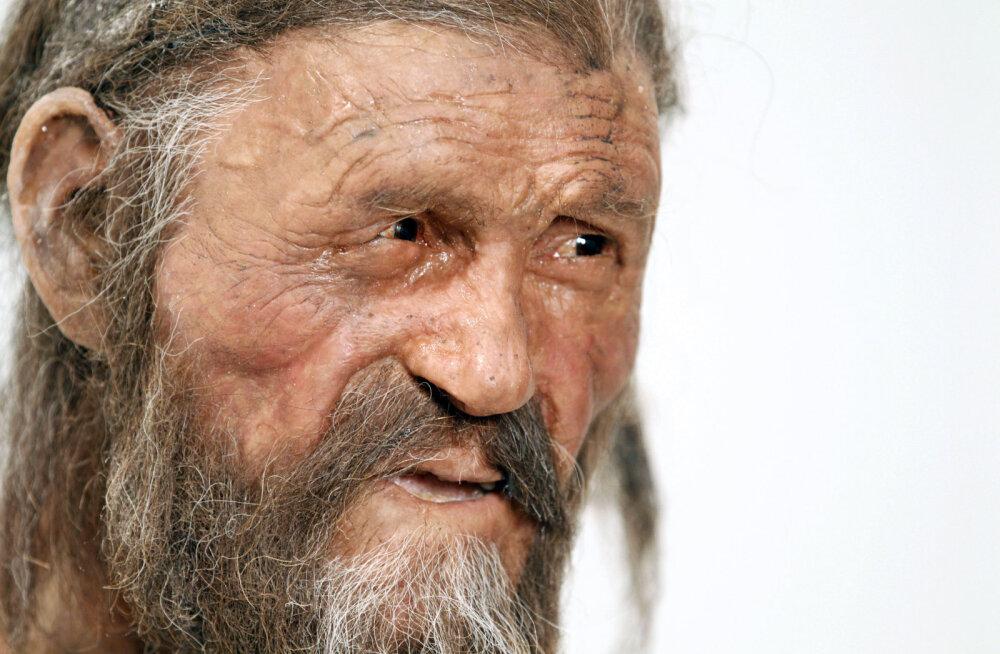 Uus uurimus: jäämees Ötzi võis olla surmaohus tegelikult juba enne mõrvamist