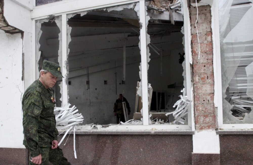 В результате взрыва автомобиля погиб начальник народной милиции ЛНР