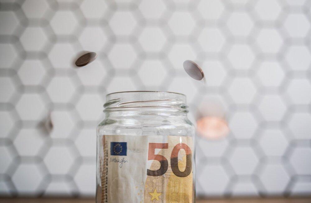 Keskmine pension tõuseb üle 500 euro