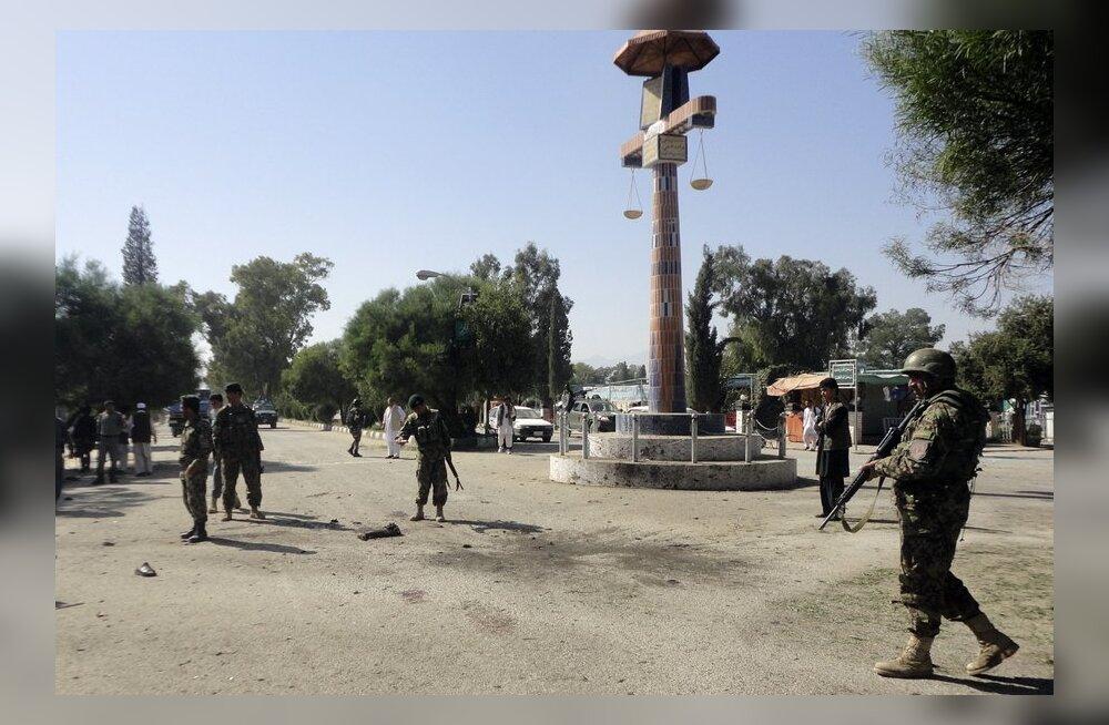 Эстония отправит в Афганистан свое спецподразделение