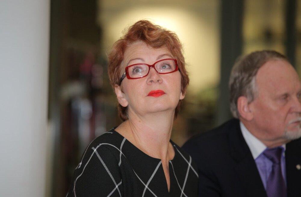 Yana Toom: soovitasin Repinskil juba alguses ministrikohta mitte vastu võtta