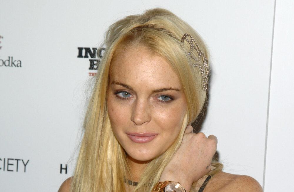 KLÕPS | Ei tunne enam äragi! Lindsay Lohan on pärast iluoppe uus naine