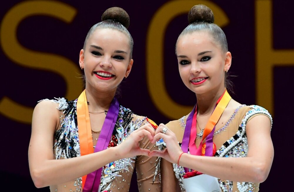 Dina Averina  ja Arina Averina