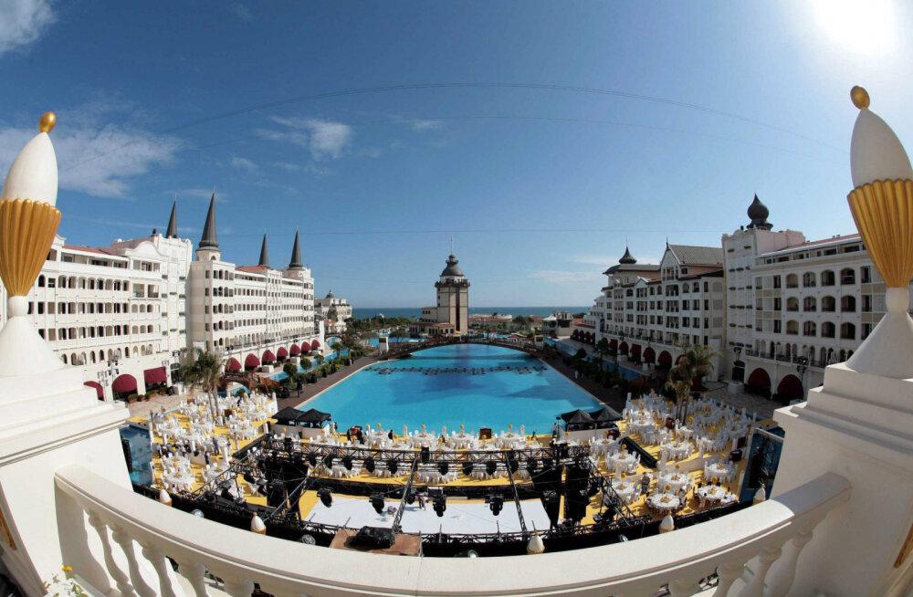 В Турции вновь откроется знаменитый семизвездочный отель