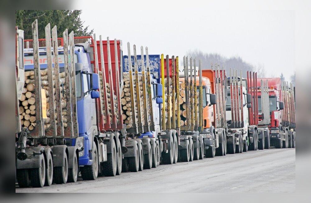 Uus autoveoseadus suurendab veoettevõtte vastutust, autojuht saab vähem pabereid kaasas vedada