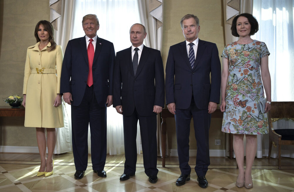 Boltoni paljastusraamat: Soome president Niinistö juhendas Trumpi enne Putiniga kohtumist: kasakas võtab selle, mis on halvasti kinni