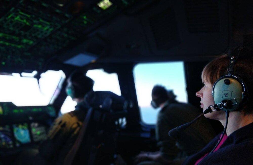 FOTOD | President Kaljulaid tegi olude sunnil ebatavalise õhureisi Ühendkuningriiki