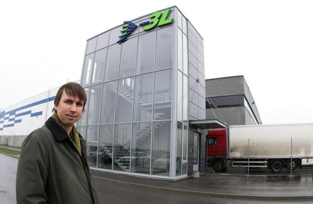 Elmer Maas oli üks Via3L Speditioni väikeosanikest, keda ettevõtte tänased juhid süüdistavad varade kantimises.