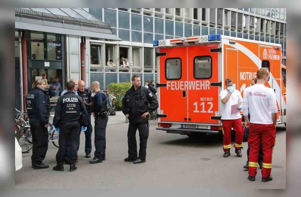 Ebolakahtlus Berliinis