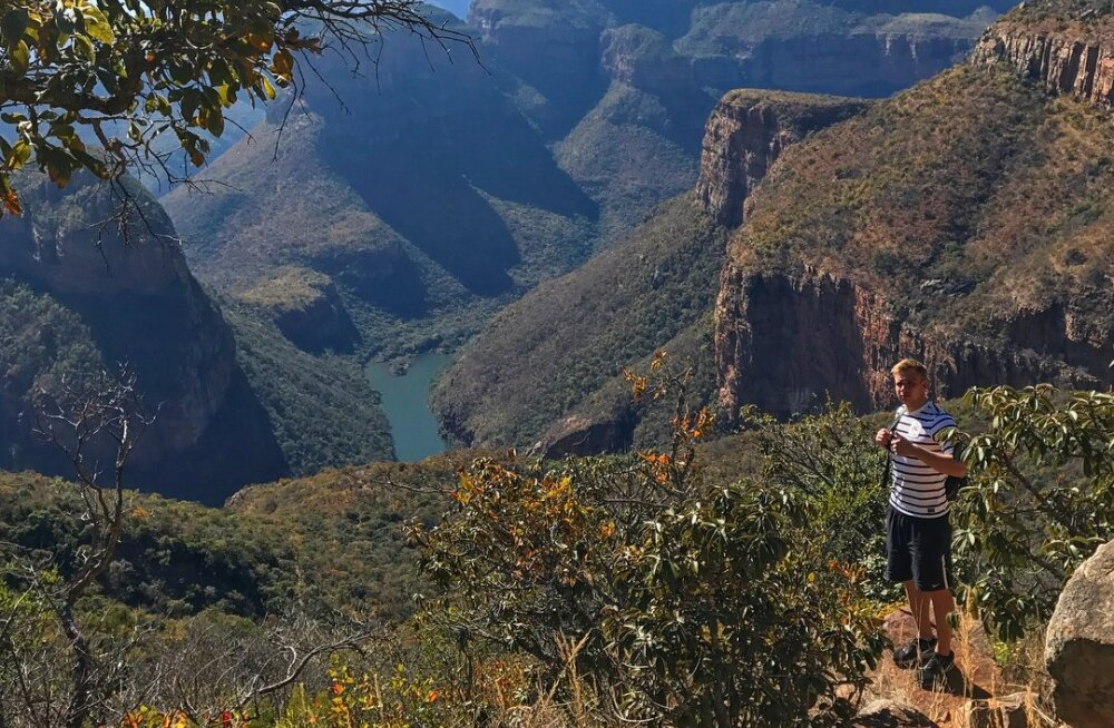 Seiklused Lõuna-Aafrika Vabariigis: Panorama Route ja Blyde River Canyon — milline võimas loodus!