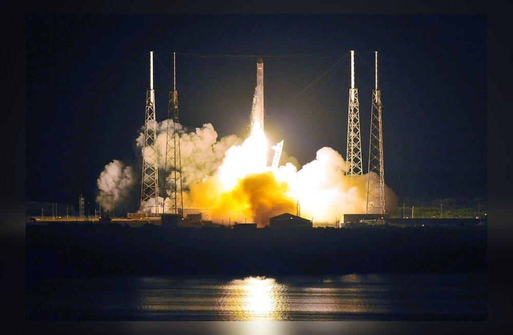 VIDEO: Täna täitus unistus madala maksumusega kosmoselendudest