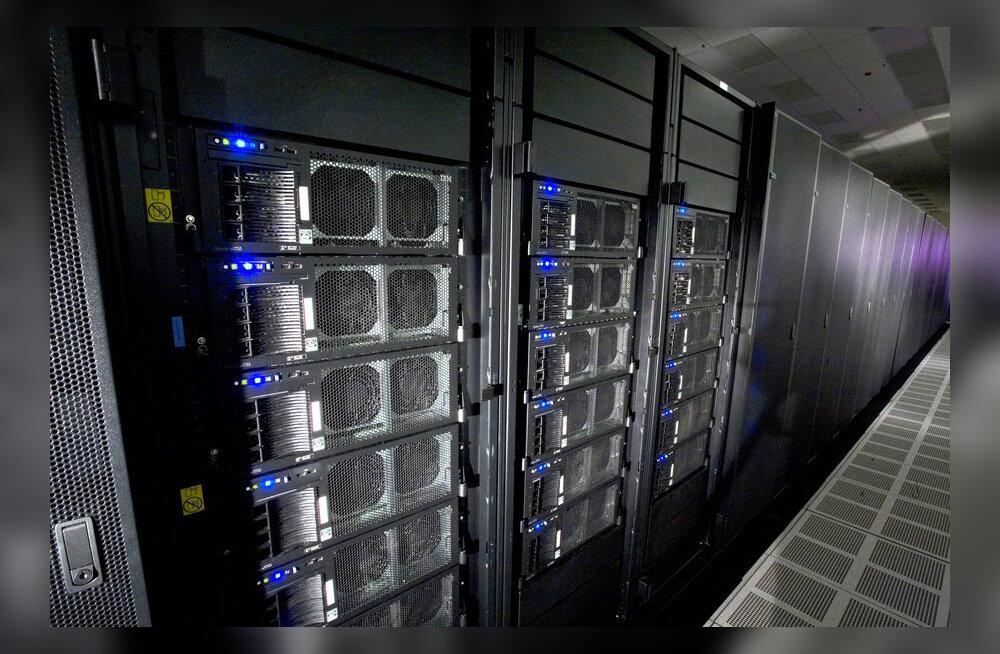 Esimene petaflopise jõudlusega superarvuti lõpetab töö