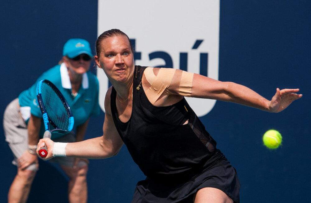 BLOGI | Kaia Kanepi läbis Miami WTA turniiri kvalifikatsiooni puhtalt ning jõudis põhitabelisse