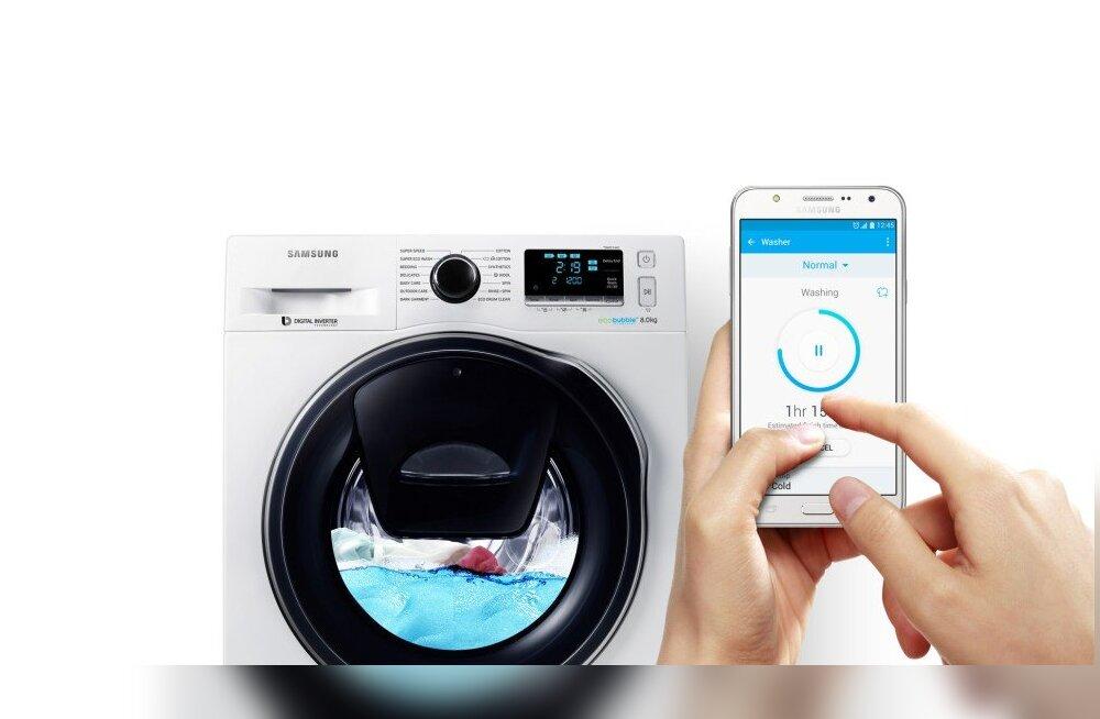 TEST: Samsungi nutipesumasin AddWash – kas nuti on parem kui tavaline?