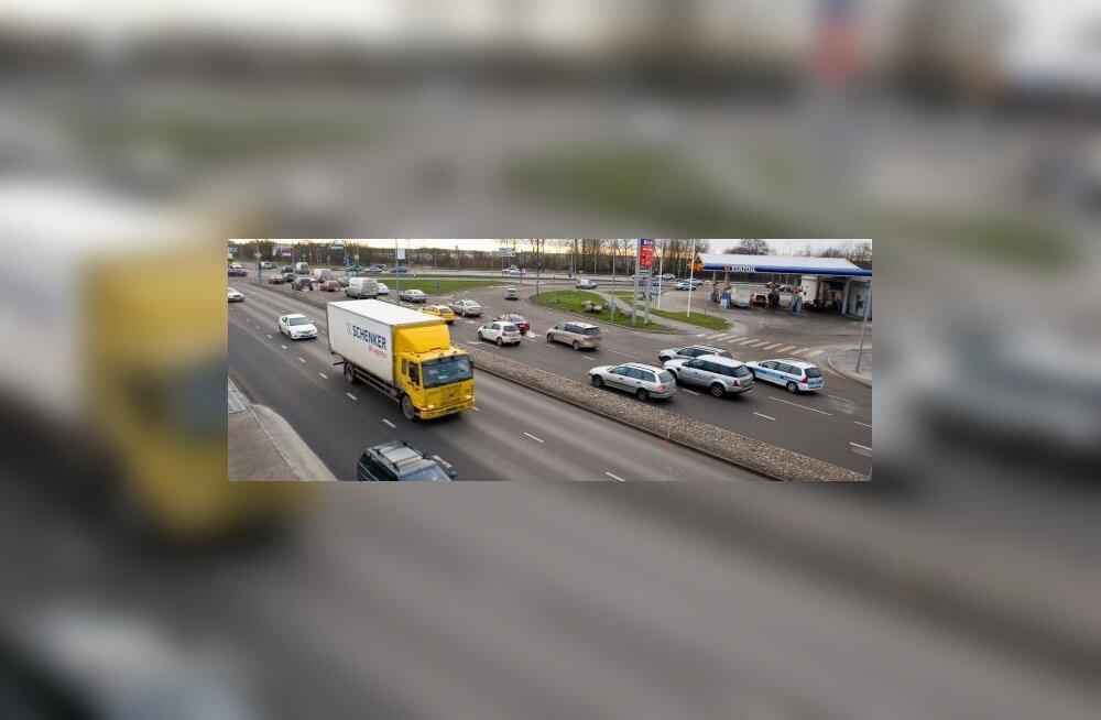 На строительство дорожного узла Юлемисте выделят 750 млн.