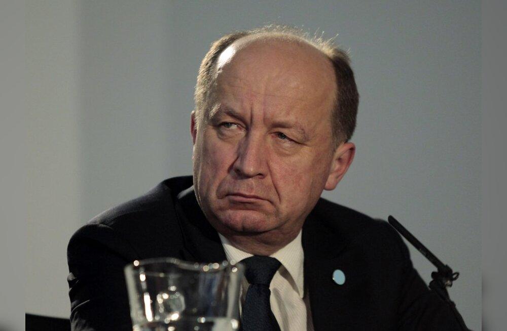 Kubilius: Putini naasmisotsus peaks Lääne illusioonid kustutama
