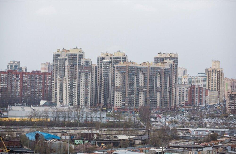 Uusehitised St. Petersburg, Venemaal