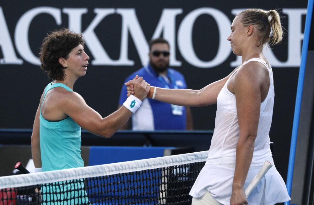 Eestlannadele meelehärmi valmistanud tennisist teatas karjääri lõpetamisest