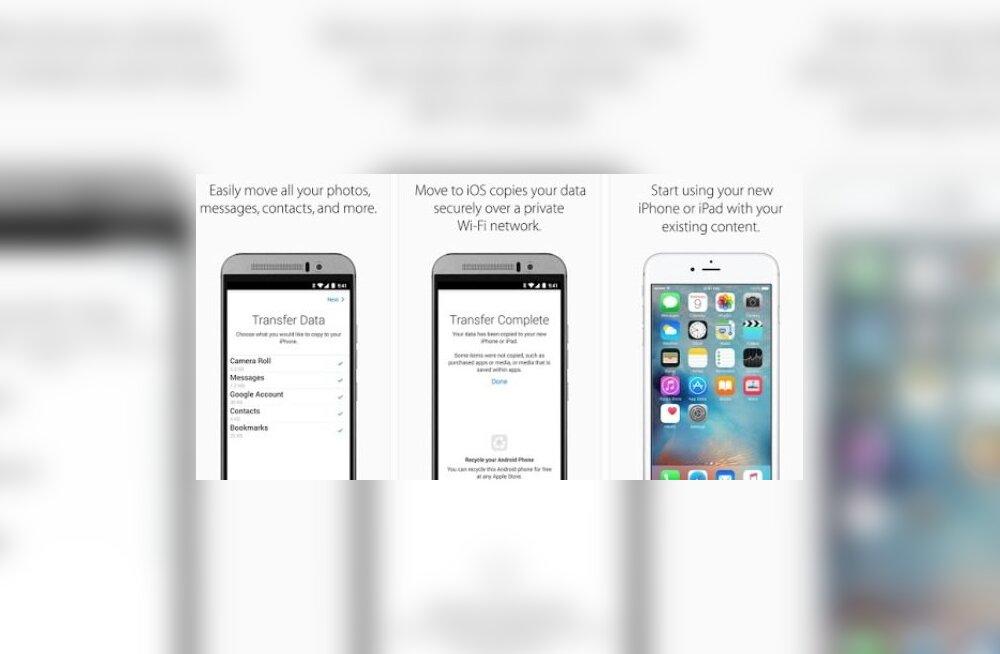 Palju kära ei millestki? Apple'i esimene Androidi-äpp teenib hävitavaid hinnanguid