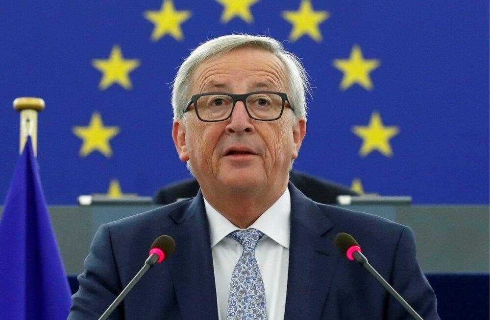 Euroopa Komisjoni president Jean-Claude Juncker