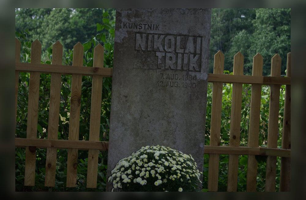 Nikolai Triik - keerulise saatusega kunstnik