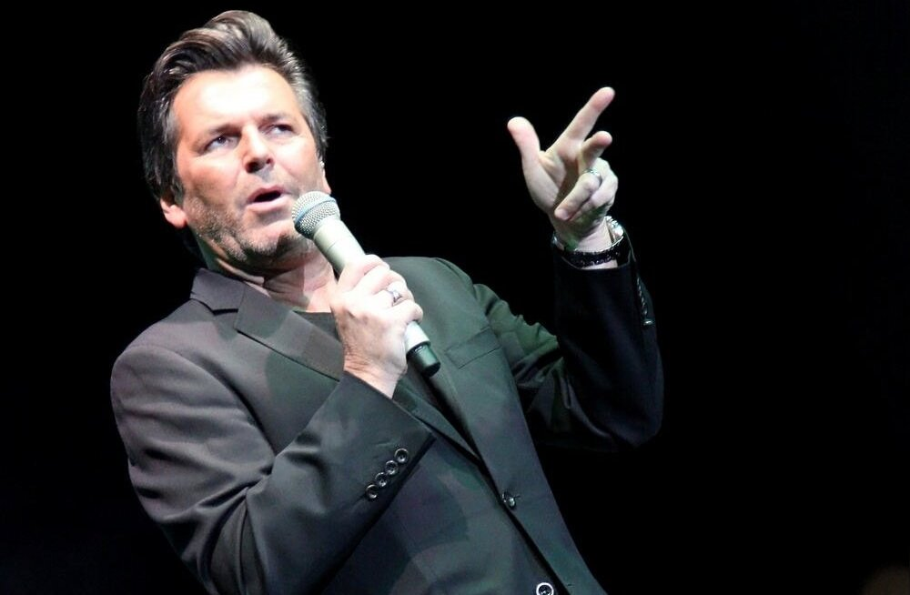 Smokie ja Thomas Anders Live
