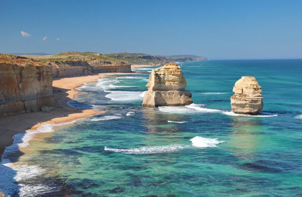 Kuidas reisida ja töötada Austraalias