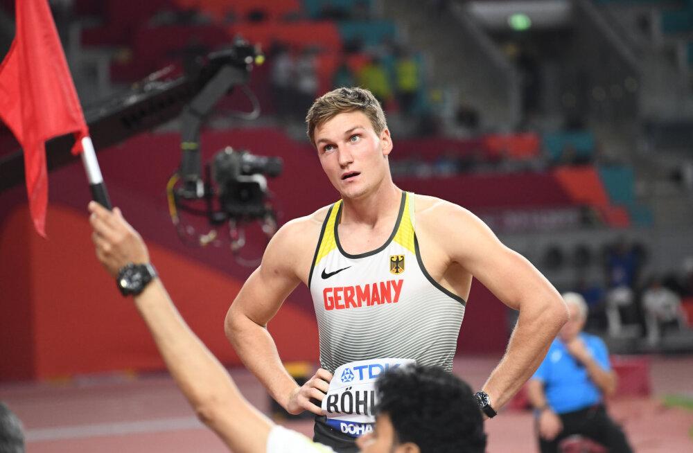 Odaviske olümpiavõitja on pahane: poliitikud eelistavad jalgpallureid, teised sportlased on hädas