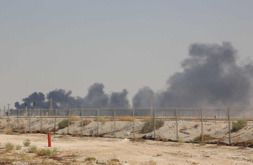 Из-за атаки дронов Саудовская Аравия в два раза снизила производство нефти