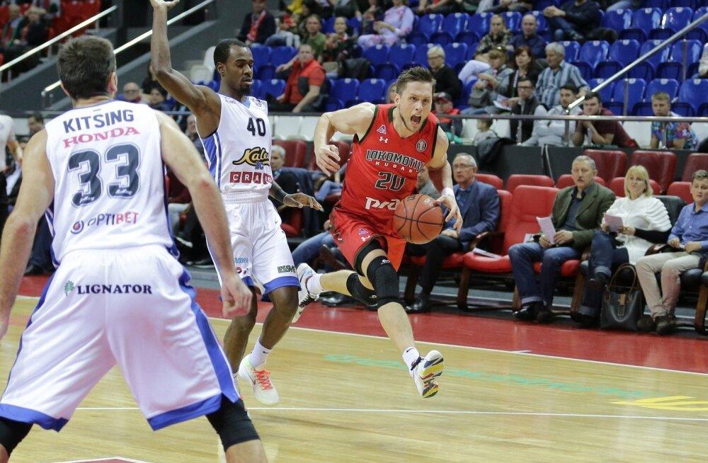 Lokomotiv vs Kalev/Cramo