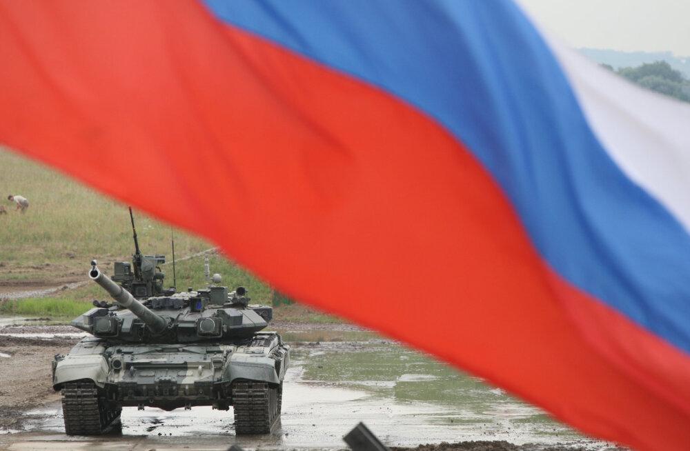 PILDID JA VIDEO: Kreml loodab, et Süüria sõda aitab oluliselt suurendada relvade müüki