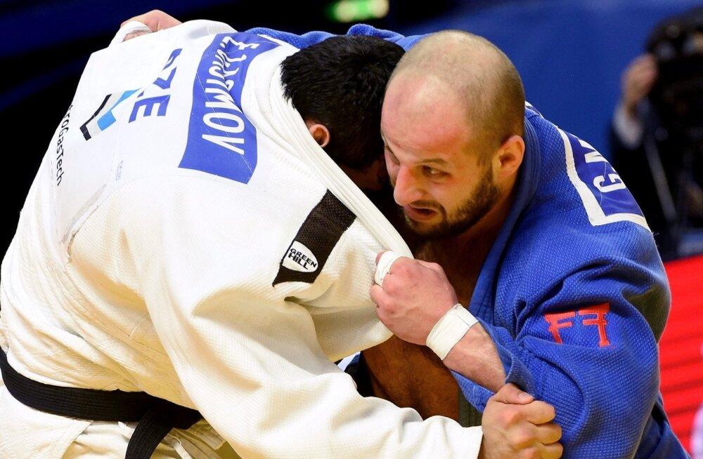 Grigori Minaškin on praeguse seisuga olümpial.