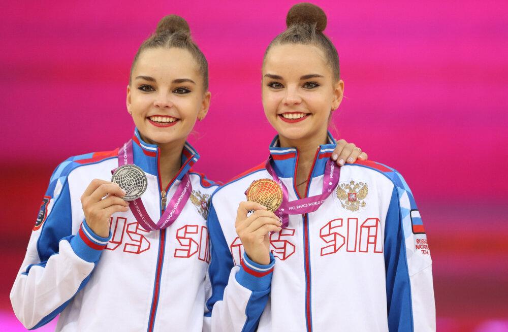 Российские гимнастки отказались от поездки на чемпионат Европы в Киев