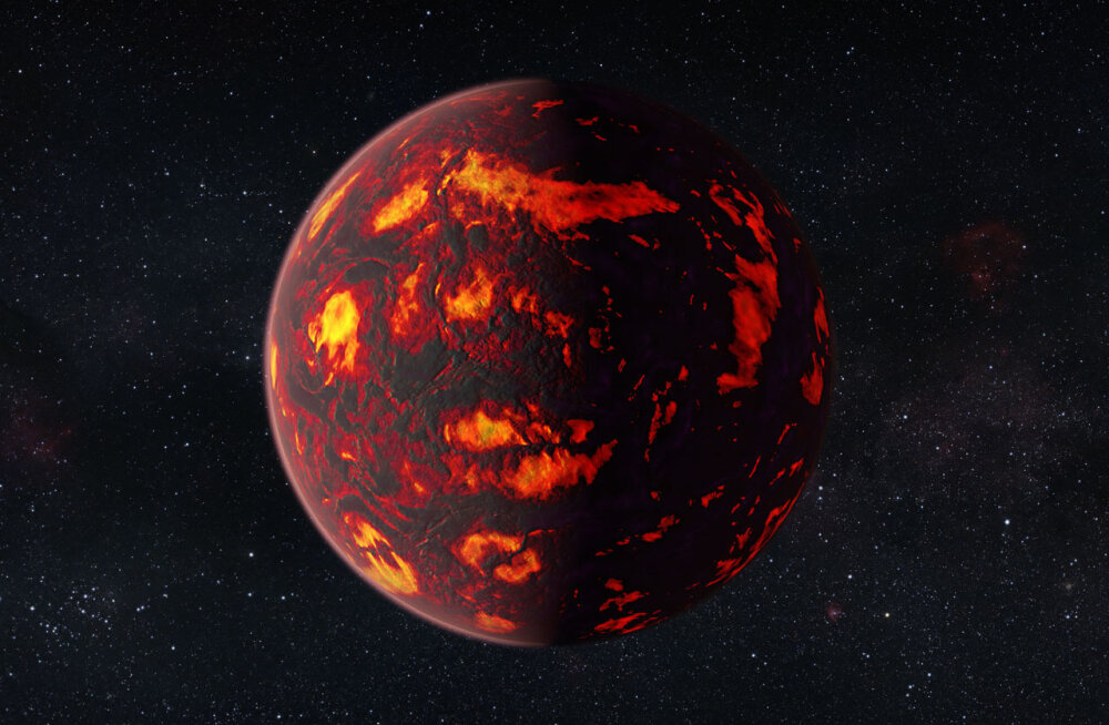 USKUMATU | Eesti osalusel valminud avastus kosmosest ennustab, et Maal hakkab kunagi taevast metallivihma sadama