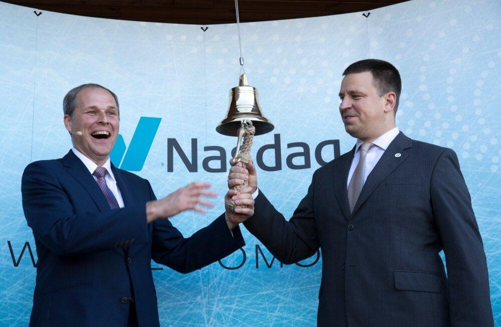 Tallinna Sadam läks börsile