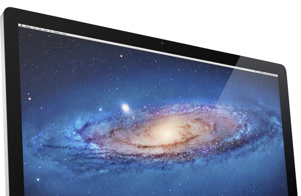 Esimest korda 35 aasta jooksul: Apple ei tooda enam monitore