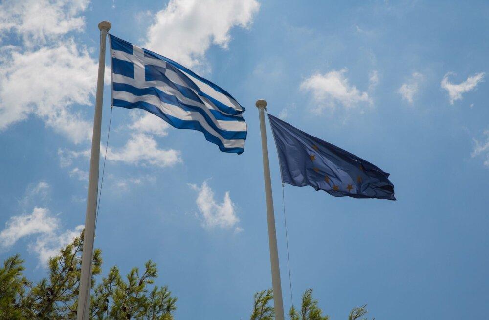 Kreeka saadab oma siseasjadesse sekkumise eest välja Vene diplomaate