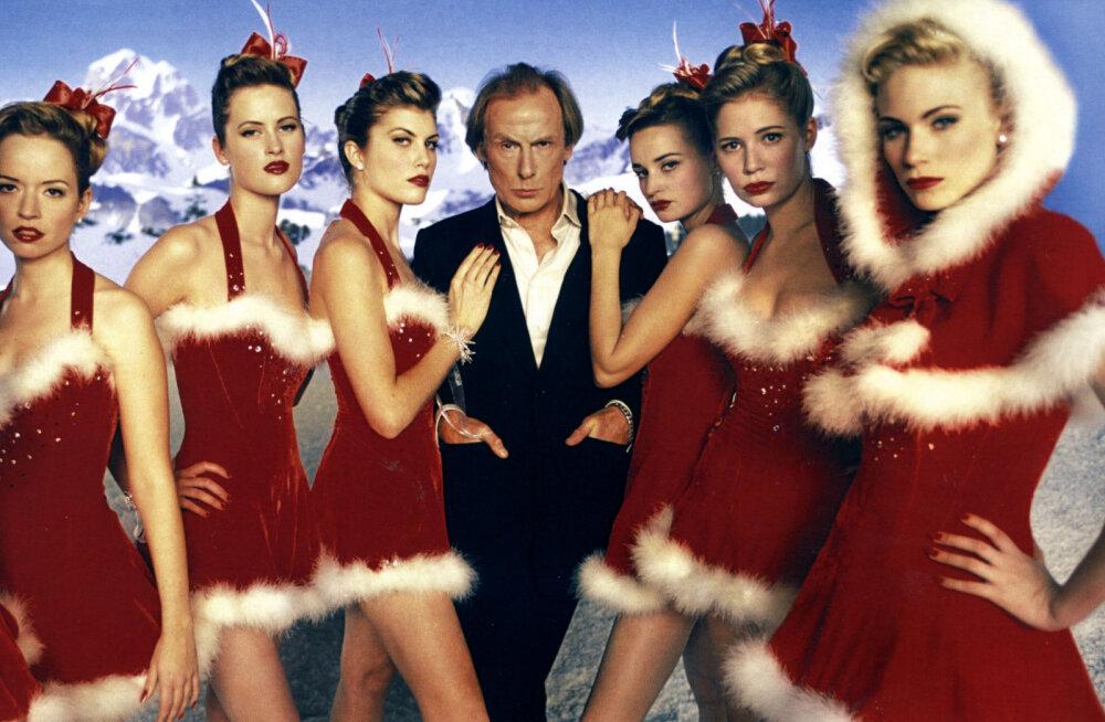 """SUUR GALERII   Jälle see aeg aastast! Vaata, kuidas ajahammas on jõulufilm """"Love Actually"""" tegelasi kohelnud"""