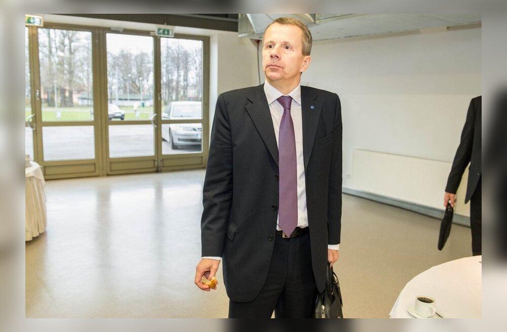 Jürgen Ligi: väike riik ongi kallim