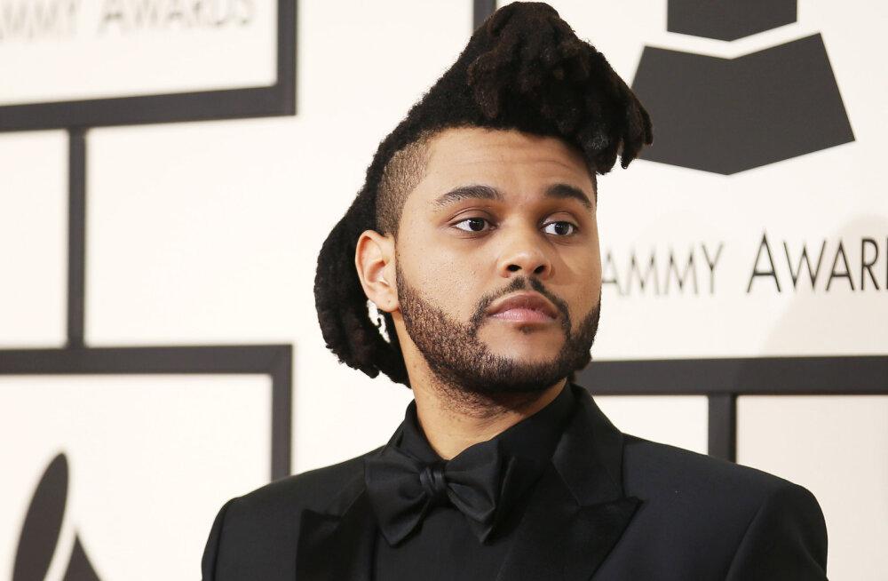 KLÕPS | Tundmatuseni muutunud Weeknd näeb aastaid noorem välja