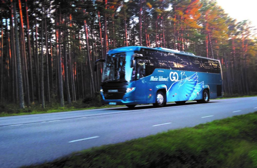 AUHINNAMÄNG | Vasta küsimusele ja võida bussipiletid Go Busi uuel Tallinn-Tartu liinil!