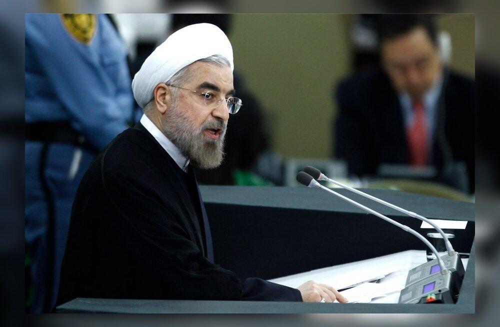Iraan teatas, et soovib tuumavaidluse lahendada 3-6 kuuga
