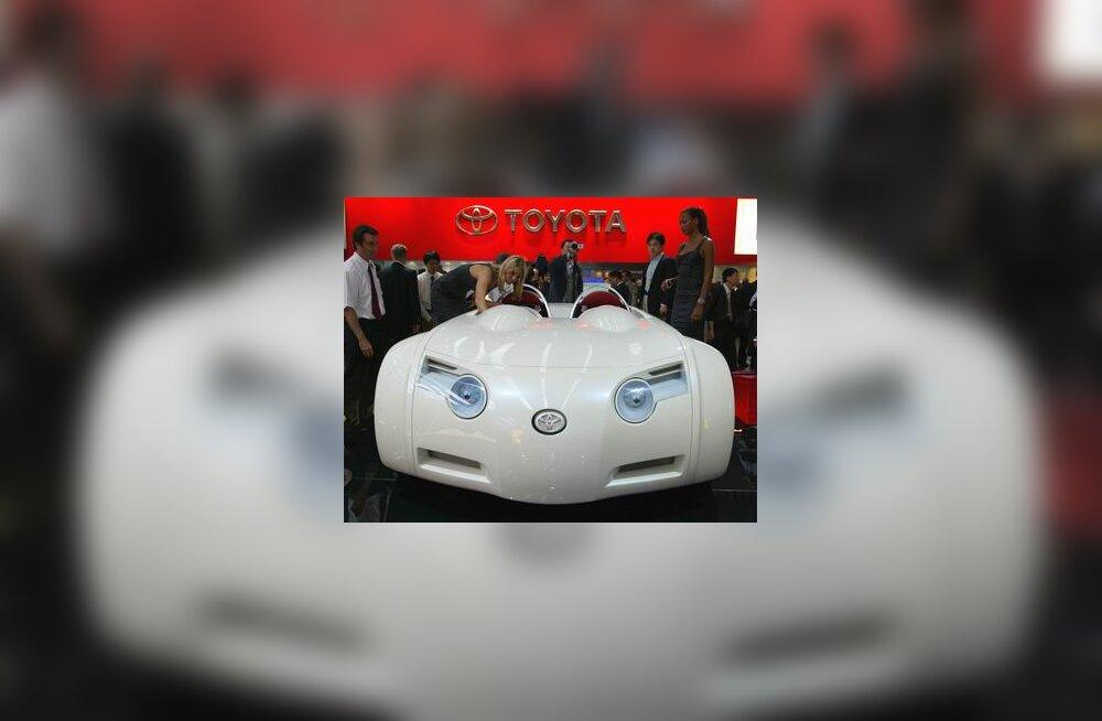 Toyota NS&S