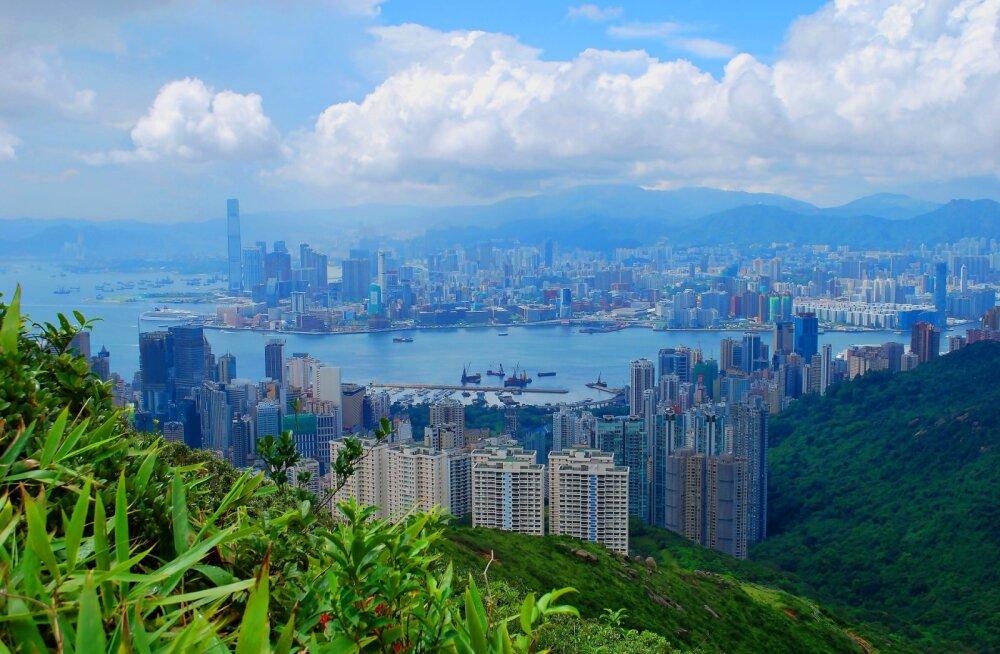 Kasuta võimalust! Hea hinnaga edasi-tagasi lennupiletid Hongkongi — alates 340 eurost