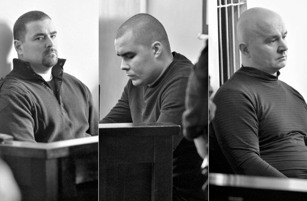 Мистерия жестокого двойного убийства в ночном клубе Poseidon продолжается: два трупа, три версии, четверо подсудимых
