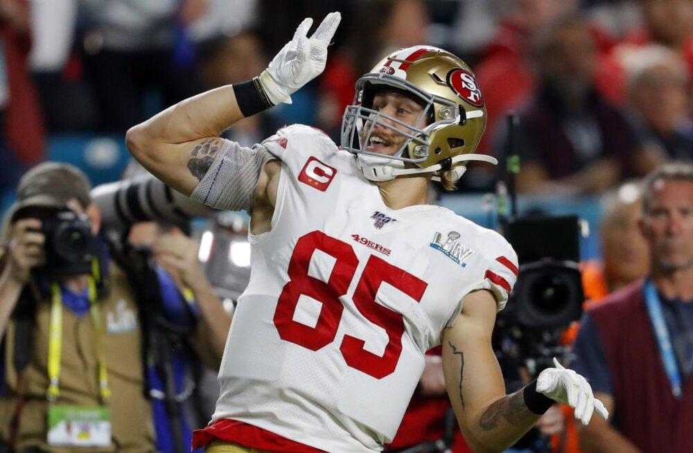 Super Bowli finaalis kaotanud ääreründajat ootab 1670-protsendiline palgatõus